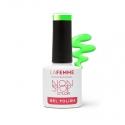 Lakier hybrydowy UV&LED 8g/H081/Neon Green