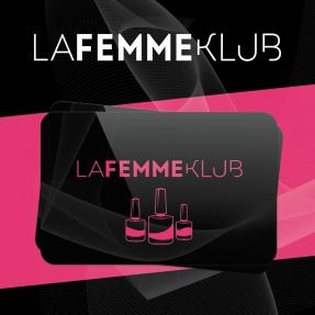 Karta klubowa LaFemme