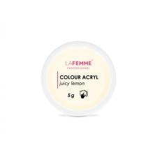 Puder akrylowy kolorowy 5g JUICY LEMON