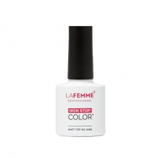 Lakier hybrydowy Matt Top Coat No Wipe 8g