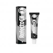 RefectoCil 1.0 Czarna – Henna żelowa do koloryzacji brwi i rzęs