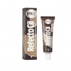 RefectoCil 3.0 Brązowa – Henna żelowa do koloryzacji brwi i rzęs