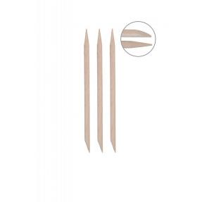 Patyczek drewniany do manicure op.10szt. - dł.9,5 cm