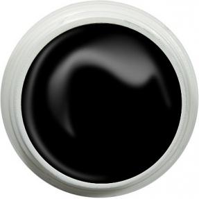 Żel UV kolorowy ART 8g black