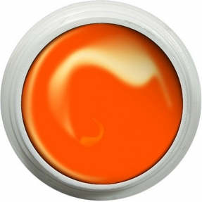 Żel UV kolorowy ART 8g fresh orange