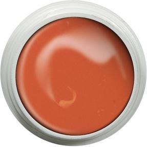 Żel UV kolorowy ART 8g hot mandarin
