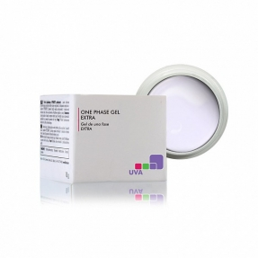 Jednofazowy żel (przeźroczysty) UV EXTRA 15g