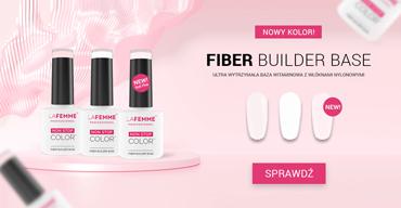 Fiber Base - F003 Soft Pink